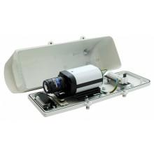 5МП с авто ZOOM корпусная IP камера в термокожухе EBOX-5MP