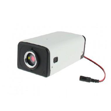 Стандартная корпусная 4 МП IP видеокамера EBOX-1H400IP