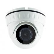 Внутренняя купольная 3МП IP видеокамера (2.8-12mm) EDP-3MVF