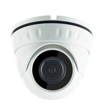 Внутренняя купольная 4МП IP видеокамера (2.8-12mm) EDP-4MSDVF
