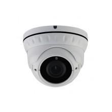 Внутренняя купольная 2МП IP видеокамера (2.8-12mm) EDP-2MVF